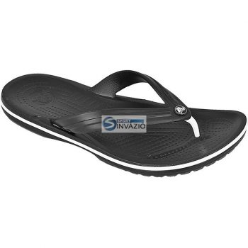 Crocs Crocband Flip 11033 papucs fekete