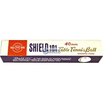 Shield asztal tenisz balls 6 db fehér