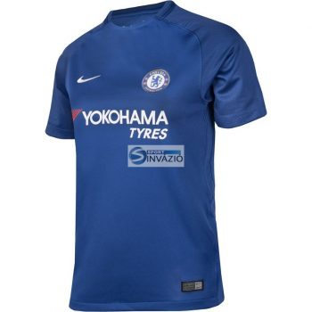 T-Shirt Nike Chelsea London Football Klub 2017/2018 Junior 905541-496