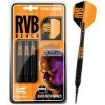 Darts Target RVB Fekete 19g soft