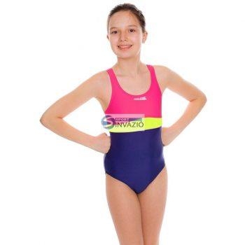 Aqua-speed Junior Emily swimsuit rózsaszín-lila