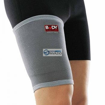 Thigh band with a welt BNS 007L
