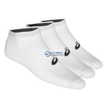 Asics 3pak Ped 155206-0001 socks