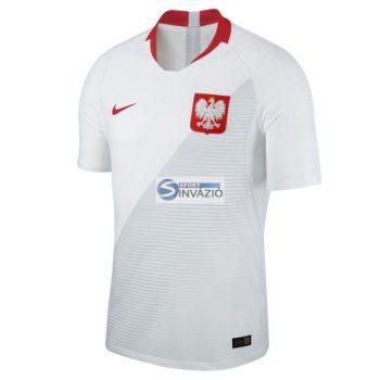 Nike Lengyelország Vapor Match itthon M 922939-100 futball jersey