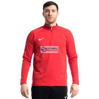 Sweatshirt Nike NK Dry Academy 18 Dril Felsők LS M 893624 657 red