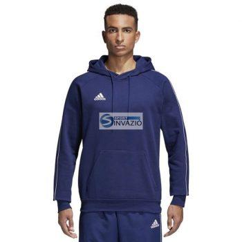 Adidas Core18 Hoody M CV3332 futball jersey