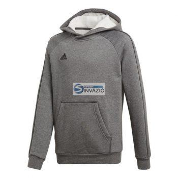 Adidas Core18 Y Hoody Junior CV3429 futball jersey