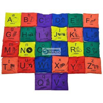 Gymnastic bags Smj Alphabet VEDB-AZ5X5 alphabet