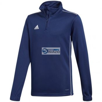 Sweatshirt adidas Core 18 Training Top navy kék JR CV4139