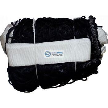 Háló röplabda popularna NETEX 9,5 x 1m fekete SI0002