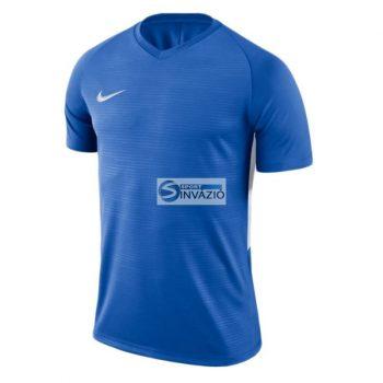 T-Shirt Nike NK Dry Tiempo Prem Jsy SS M 894230 463 kék
