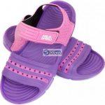 Aqua-speed Noli szandál lila pink Kids col.93