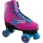 Roces Mazoom roller korcsolya pink kék 550064 01