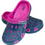 Aqua-speed Silvi papucs col 49 pink navy kék