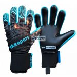 4keepers Evo néger NC S660769 goalkeeper gloves