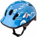 Bicycle sisak Meteor KS06 Baba Shark méret XS 44-48cm Jr 24828