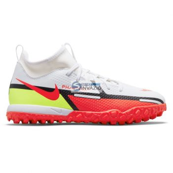 Nike Phantom GT2 Academy DF TF Jr DC0818-167 futball cipő